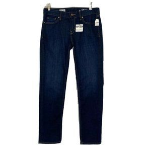GAP 1969 27S Real Straight Low Rise Stretch Jeans